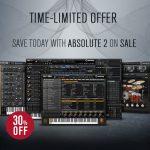 Absolute 2の収録音源とダウンロード&インストール時間