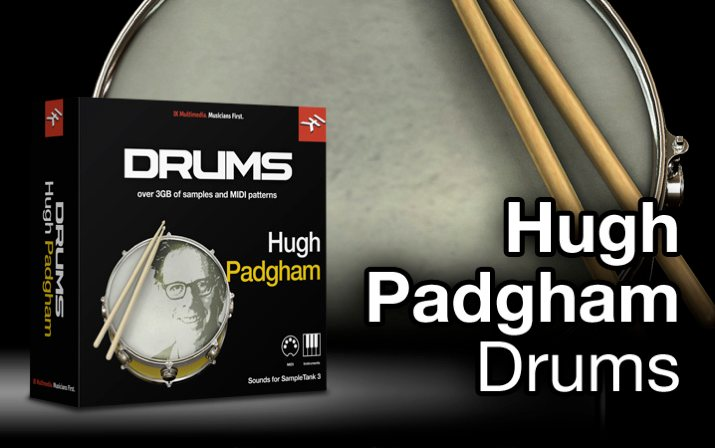 Hugh Padgham Drums