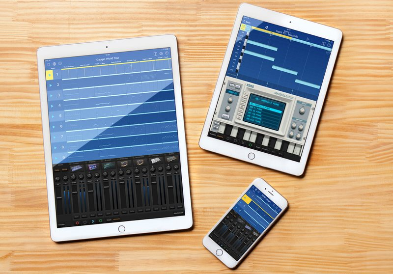 KORG Gadget for iOS 画像2