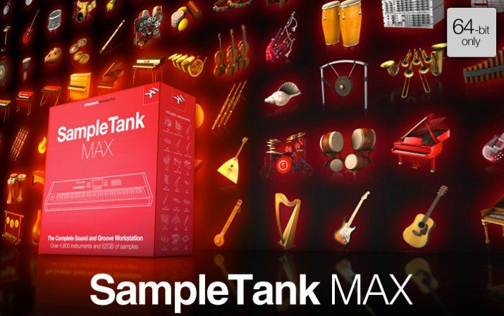 SampleTank MAX 画像1