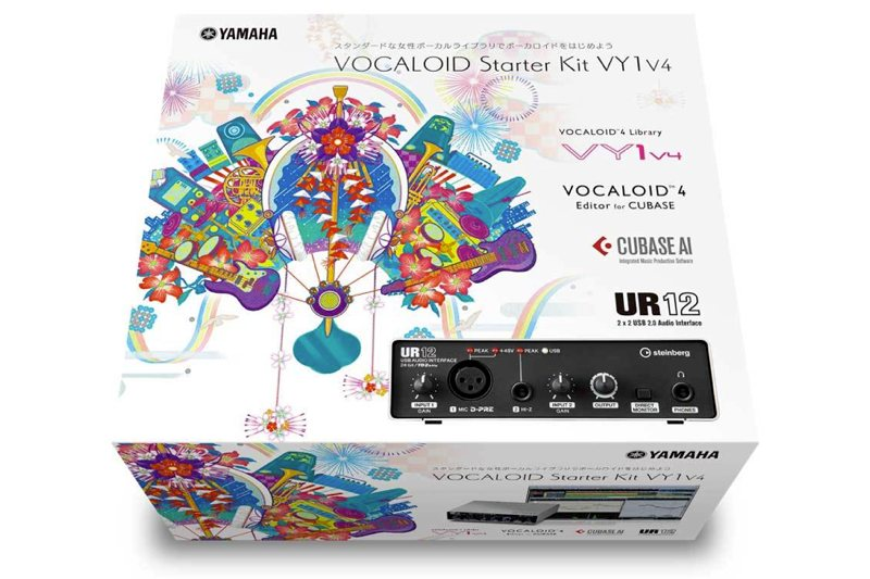 VOCALOID Starter Kit VY1V4 画像1