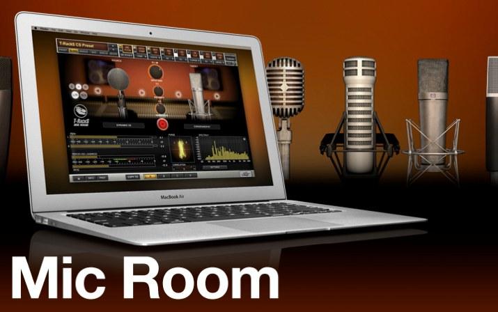 Mic Room メイン画像