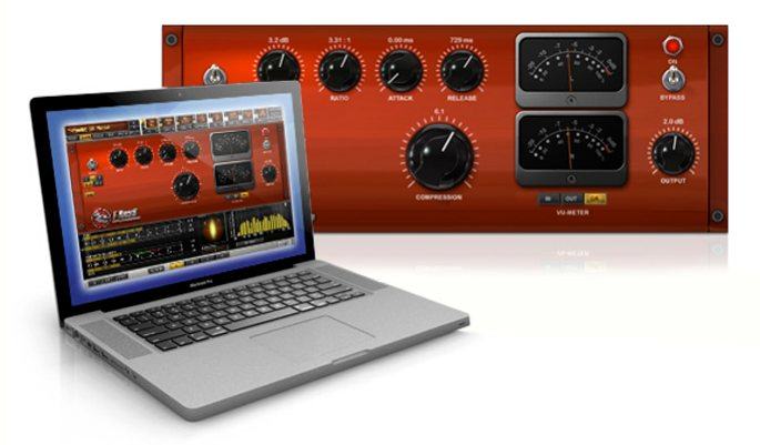 T-RackS Opto Compressor