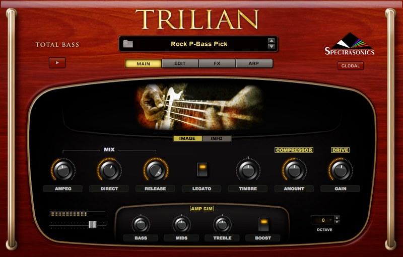 Trilian 画像