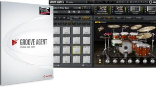 Groove Agent 4 - 多数のパターンを収録するドラム音源