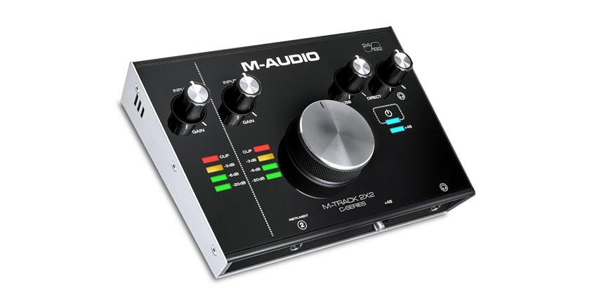 M-Track 2×2 Vocal Studio Pro 画像2
