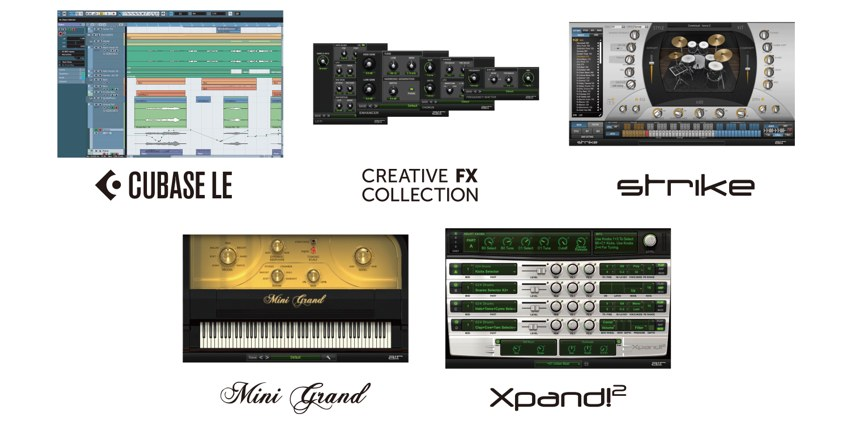 M-Track 2×2 Vocal Studio Pro 画像5