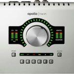 Apollo TWIN USB - Windowsで使えるUAD-2搭載のオーディオ・インターフェイス