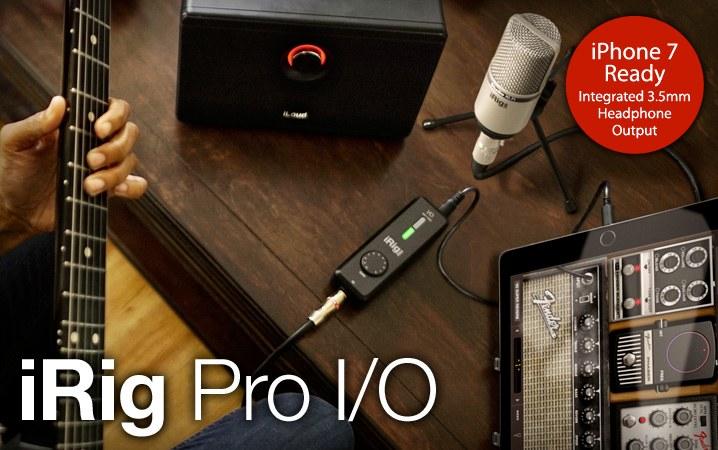 iRig Pro I/O 画像01