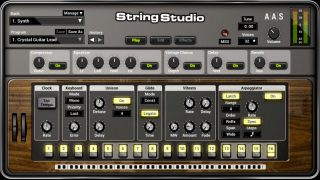 String Studio VS-2 - AASの弦楽器モデリング・シンセサイザー