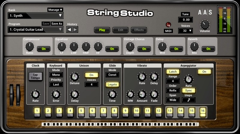 AAS「String Studio VS-2」