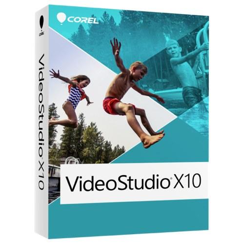 VideoStudio X10