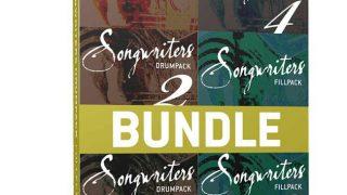 Songwriters Drumpack - Toontrackの即戦力ドラムMIDIライブラリ