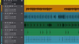 フォルダートラック - 第01回 Studio One ガイド