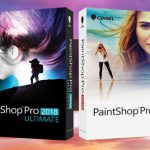 PaintShop Pro 2018 Ultimate - Corelの写真編集パッケージ