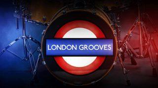 London Grooves  - SampleTank 3用のブリテッシュ・ドラム&グルーヴ音源