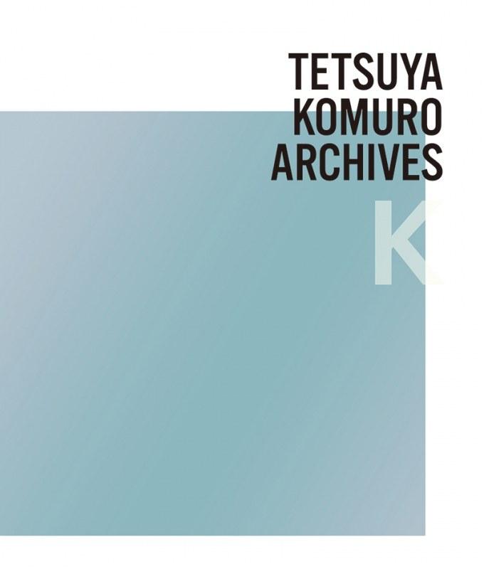小室哲哉「TETSUYA KOMURO ARCHIVES」K盤