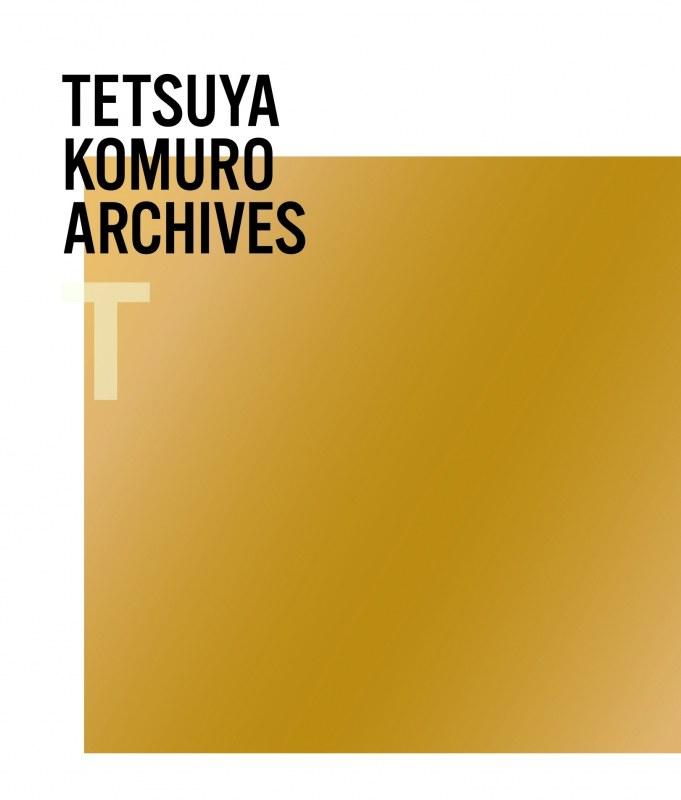 小室哲哉「TETSUYA KOMURO ARCHIVES」T盤