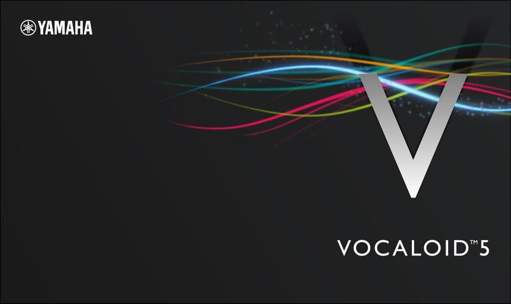 VOCALOID5 ロゴ画像