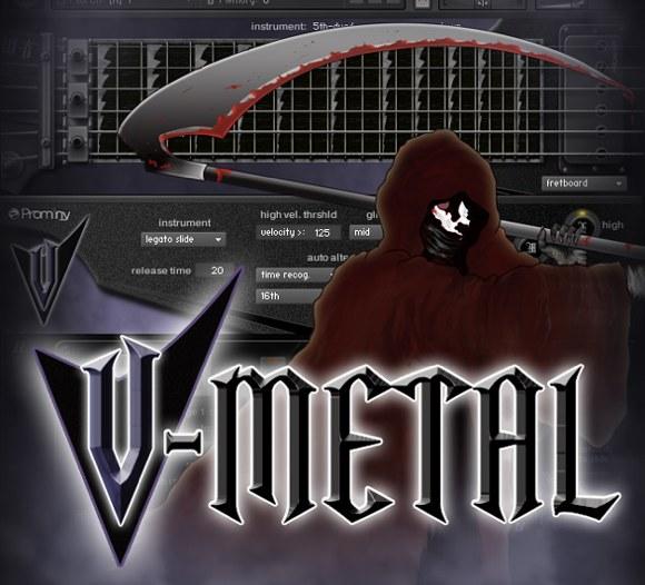 Prominy「V-METAL」画像1