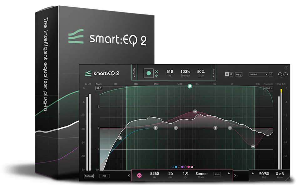 Sonible smart:EQ 2 画像1