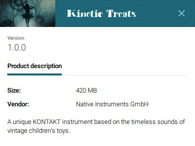 Kinetic Treats 画像3