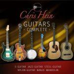 Chris Hein Guitars - リアリティを追及したギター専門音源