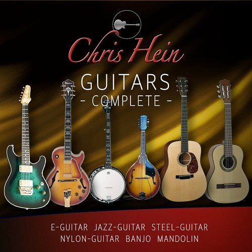Chris Hein Guitars 画像1
