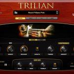 定番&最強のベース音源 Trilian - Spectrasonicsのソフトシンセ