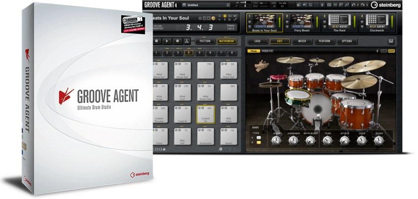 Groove Agent 4 画像1