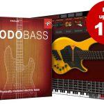 MODO BASS 1.5が登場 - 1年で定番ベース音源に仲間入り