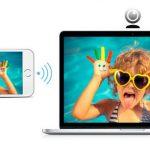 iVCamでiPhoneやiPodTouchをWEBカメラ化する