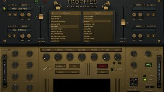 Studio Linked Trophiesの特徴と評価 - Bryan Michael Coxのソフトシンセ