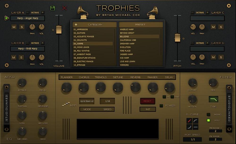 Studio Linked Trophies 画像1