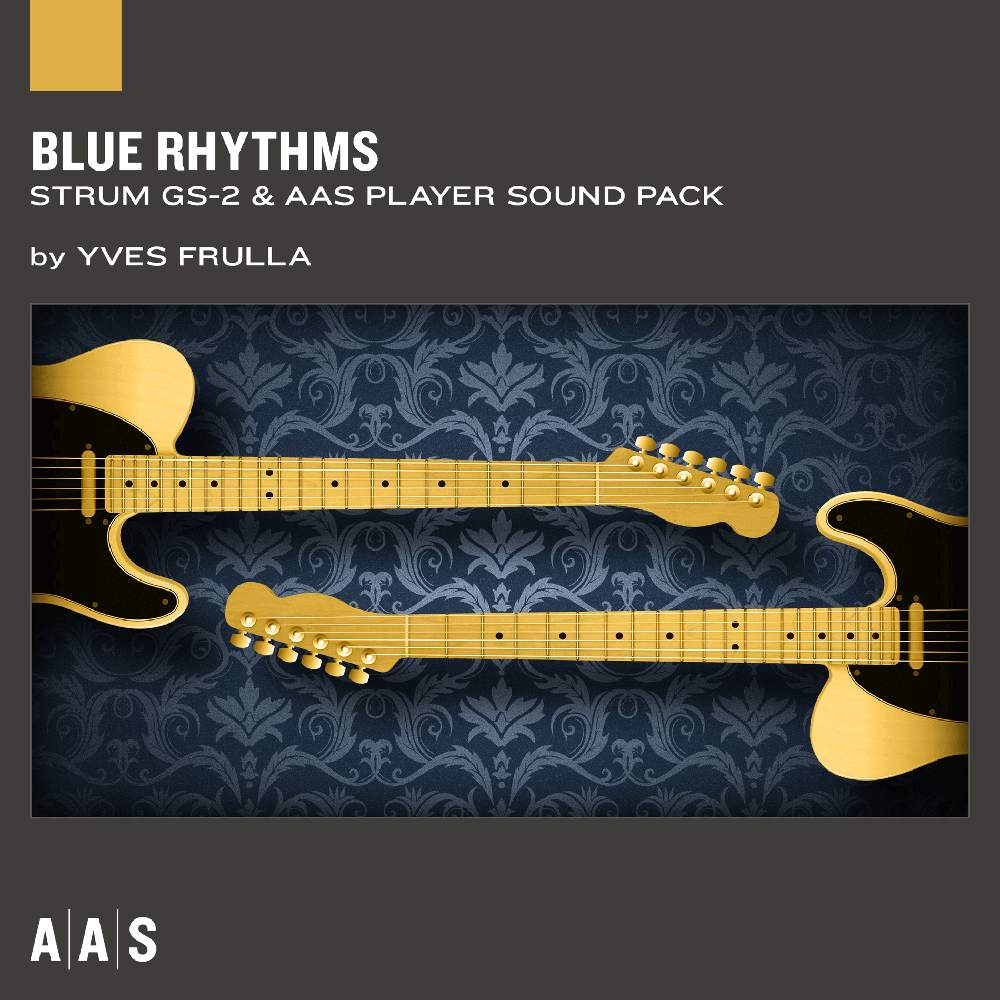 Blue Rhythms Strum GS-2 Sound Bank