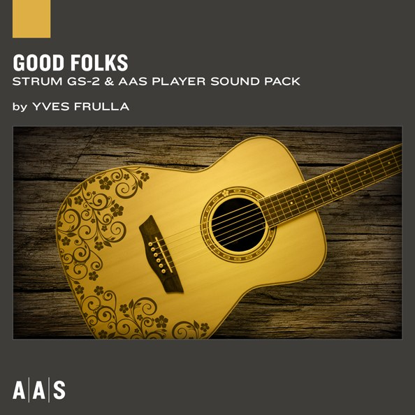 Good Folks Strum GS-2 Sound Bank