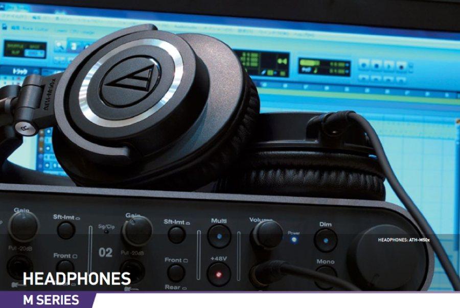 audio-technica「Mシリーズ」