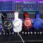 ATH-M50x - audio-technicaの定番スタジオモニター・ヘッドホン