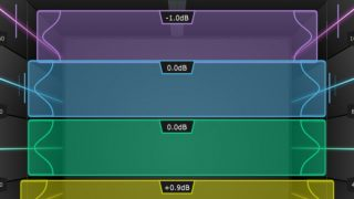BASSROOMの特徴と使い方 - 低音域に特化した 5バンドEQ