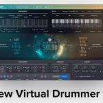 UJAMのドラム音源「VIRTUAL DRUMMER 2」の新機能