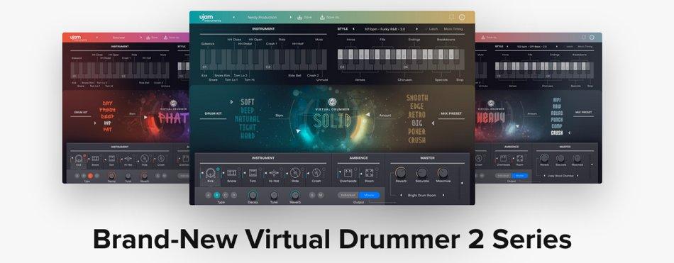 Virtual Drummer 2
