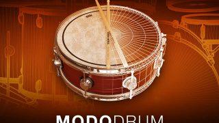 MODO DRUMの特徴と定番になる可能性 - IK Multimediaのドラム音源