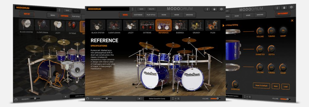 IK Multimedia「MODO DRUM」01