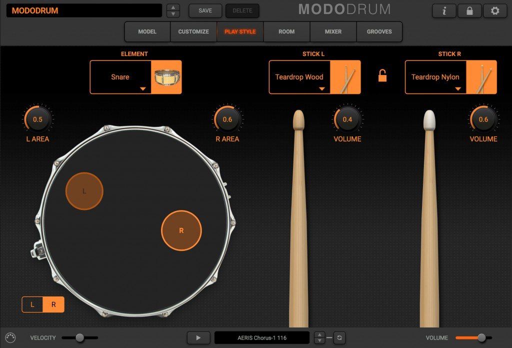 IK Multimedia「MODO DRUM」02