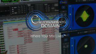 Clearmountain's Domain - ボブ・クリアマウンテンのサウンドを再現できるプラグイン