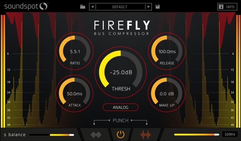 SoundSpot「Firefly」