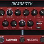 MicroPitch - Eventideのピッチシフター・プラグイン