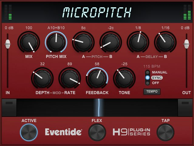 Eventide「MicroPitch」画像1
