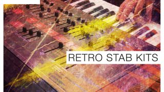 Retro Stab Kits - Samplephonicsのサンプリング音源